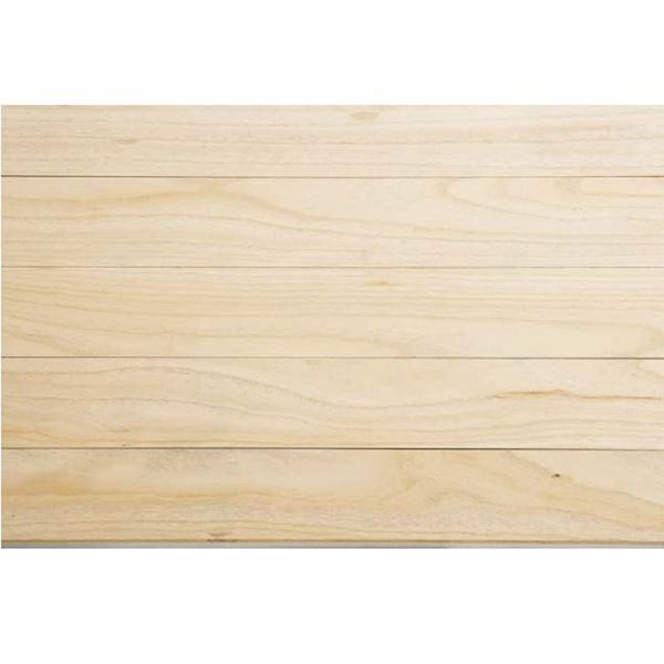 天然木部材 桐12 無塗装 幅120mm 15枚入り #PHFL0268
