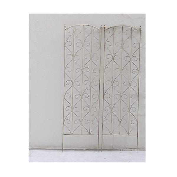 Sスタイル ブランティーク ホワイトアイアントレリスH147 2枚組  #SPL-8923WHT  ホワイト