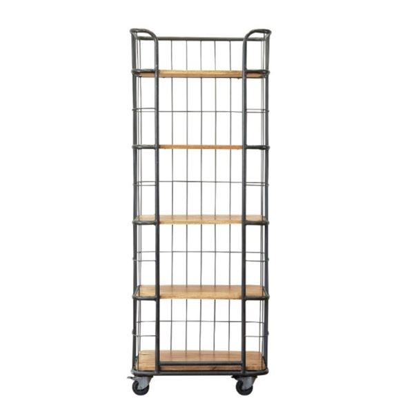 スパイス ANCIENT RACK WIRE SLIM SHELF KRFG5140
