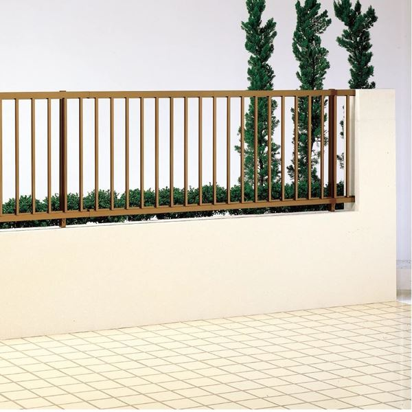 四国化成 PPA1型 本体(傾斜地共用) H1000 PPA1-1020 『柱などのオプション商品は別売りです。』
