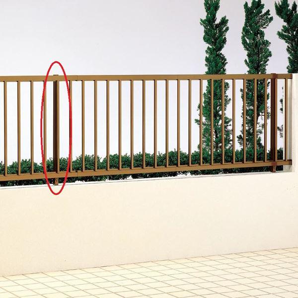四国化成 PPA1・4型用 オプション 自由支柱仕様 自由支柱(傾斜地共用) H1200用 28FP-12 『柱などのオプション商品は別売りです。』