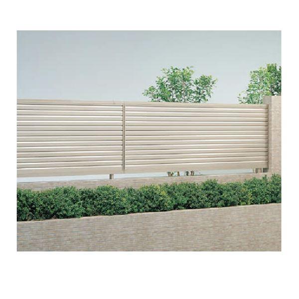 四国化成 ルーバーフェンス 2型 本体 H600 RBF2-0620 『柱などのオプション商品は別売りです。』