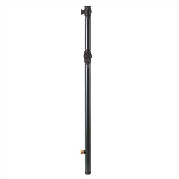 オンリーワン エッセンスガーデン 水栓柱 双口  IB3-GF327022 『水栓柱・立水栓 蛇口は別売り』 チャコール(ブロンズ)