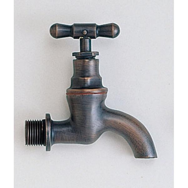 オンリーワン エッセンスガーデン クラシック水栓  IB3-GE327032 『水栓柱・立水栓 蛇口』 ブロンズ