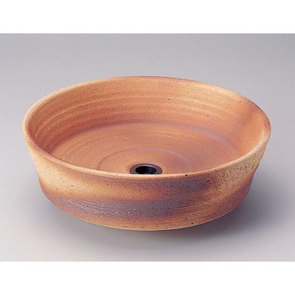 オンリーワン エッセンスガーデン ガーデンパン  IB3-GE327042 『水栓柱・立水栓 水受け(パン)』 茶