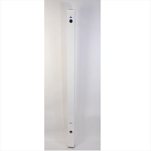 オンリーワン カラーアルミ立水栓 ロング  GM3-AL-150W *蛇口は別売りです ホワイト