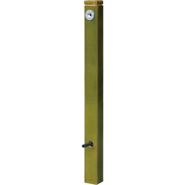オンリーワン 陶器の立水栓75 配管入り  KZ3-801A *蛇口は別売り 織部