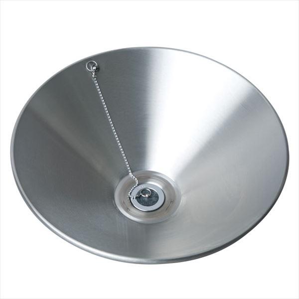オンリーワン ステンレスボウル水受け GM3-G-S100 『水栓柱・立水栓 水受け(パン)』