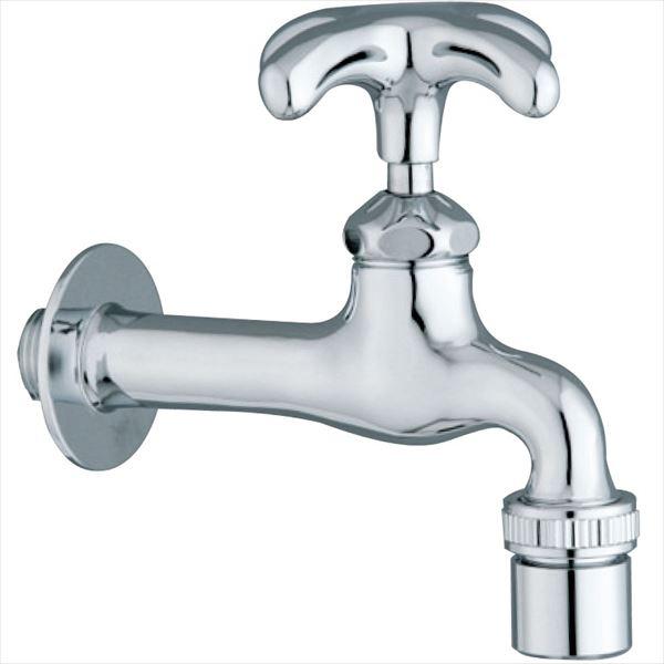 ユニソン 水凛フォーセット クロス 『水栓柱・立水栓 蛇口』