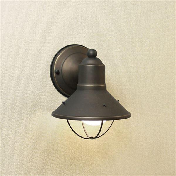 オンリーワン ウォールマウントライト ベーシック LED MA1-9021ZLD 『エクステリア照明 ライト』 アンティークブロンズ