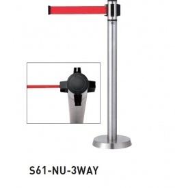 帝金 S61-NU-3WAY ポスト型(屋内仕様)