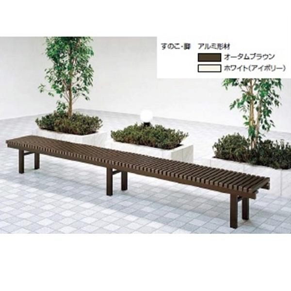 リクシル 新日軽 受注生産品 独立タイプ ぬれ縁3型 1.5間×450  『濡れ縁』 ホワイト(アイボリー)