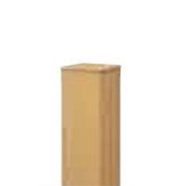 グローベン Gユニット 柱ユニット イエロー60角 H1800用 中柱 A11GM118Y 『角柱 竹垣』