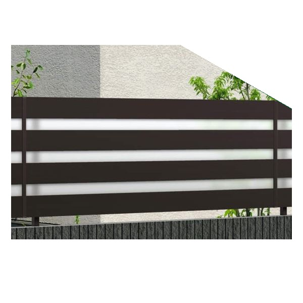 錆びにくいアルミフェンス 三協アルミ フレイナ YP型 本体 フリー支柱タイプ 2012 『柵 高さ H1200mm用』 形材色