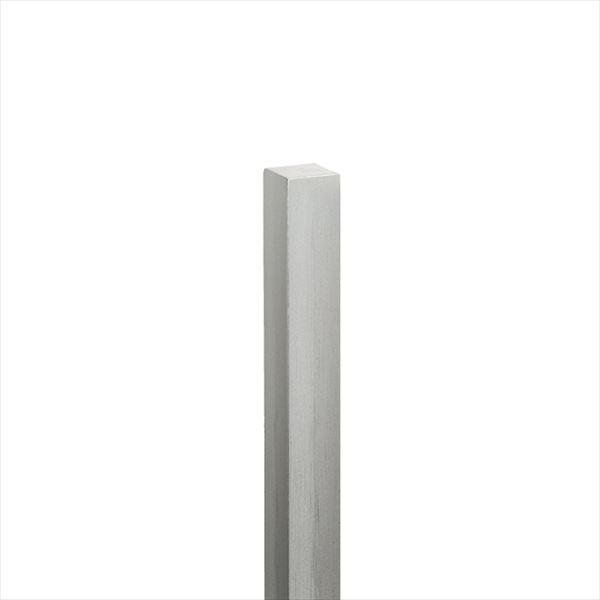 オンリーワン ハーモニーピラー(標準色) 50角×H1800 1本入り 銀色 KX2-K50-1801