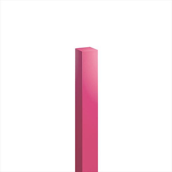 オンリーワン ハーモニーピラー(特注色) 75角×H1500 1本入り 薔薇色 KX2-T75-1513