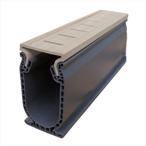 オンリーワン 排水溝 コンパクトドレイン 標準セット(長さ24m分) マーブル MT2-DSTMA ※個人配送不可