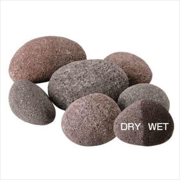 『個人宅配送不可』オンリーワン ゴロタ石 ボルダーレッド 1袋(20kg) NH2-BLD-5