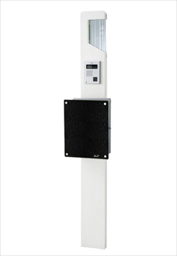 トーシン 機能門柱 ネオスティック170 LED・ガラス表札付門柱 組合せ例 P64-1 EP-ST170NEO 『機能門柱 機能ポール』