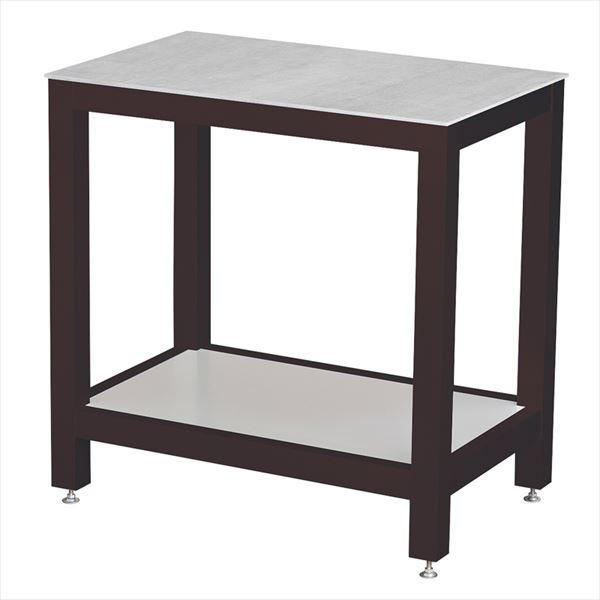 オンリーワン ガーデンテーブル L ブラウン ラミナム GM3-TR□S-C 『ガーデン 流し台』
