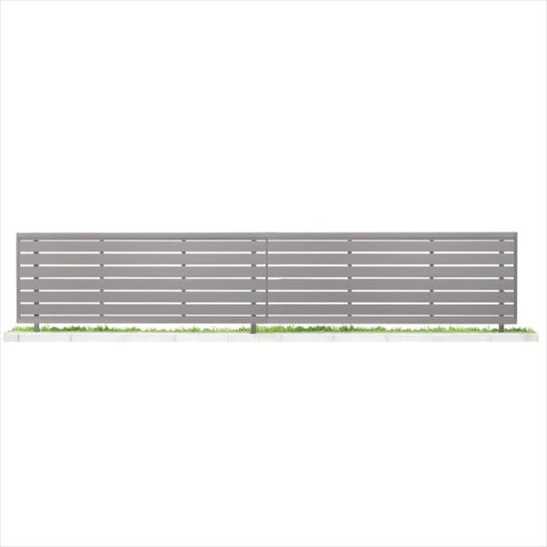 タカショー エバーアートフェンス センシア 横パネル H06 フェンス本体 ●00073214 ステンカラー