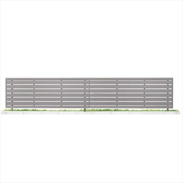 タカショー エバーアートフェンス センシア 横パネル H10 フェンス本体 ●00073238 ステンカラー