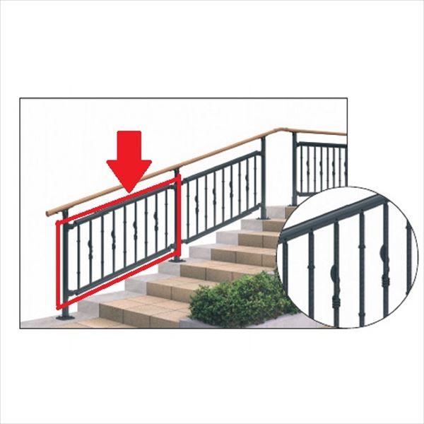 三協アルミ エトランポ S型オプション 鋳物パネル ベースプレート支柱用(傾斜地用) H=1000用