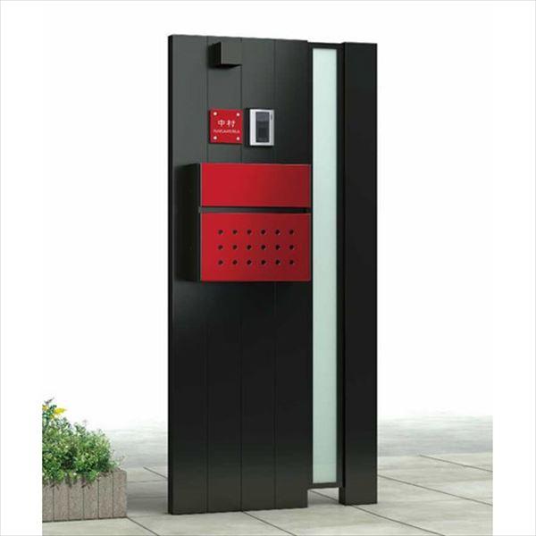 YKKAP 機能門柱 カスタマイズポストユニット Modern12