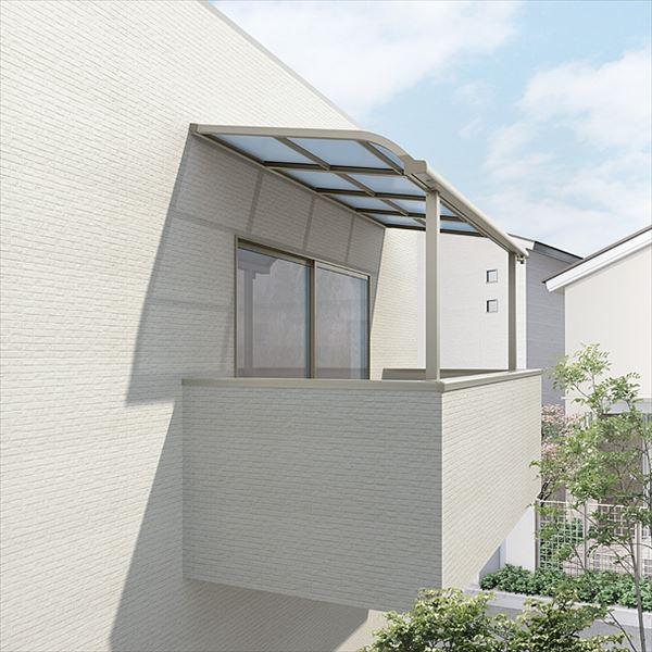 リクシル  スピーネ ロング柱 2.0間×4尺 造り付け屋根タイプ 積雪50cm(1500タイプ)/関東間/R型/標準仕様 熱線吸収ポリカーボネート(クリアマットS)