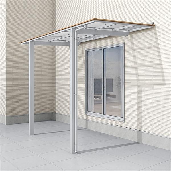 安いそれに目立つ リクシル  フーゴ F H28柱 テラスタイプ 21-22型 マテリアルカラー 熱線遮断FRP板DRタイプ:エクステリアのキロ支店-エクステリア・ガーデンファニチャー