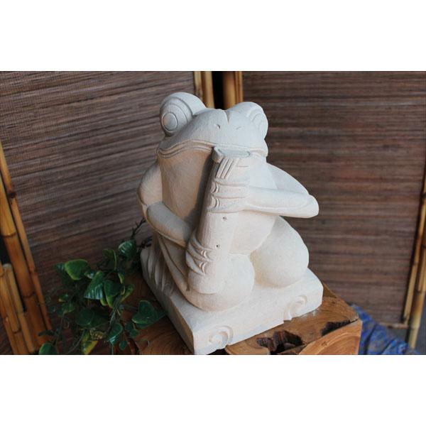 SIP バリ島 石像 カエル音楽隊 KAERUM-04
