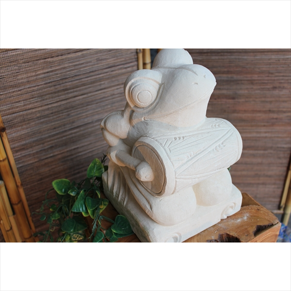 SIP バリ島 石像 カエル音楽隊 KAERUM-05