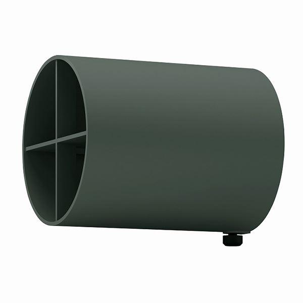 定番 タカショー あらゆるシーンを美しくライティングできる 豊富なオプション ガーデンアップライト ローボルト 光学オプション スヌート HEC-044C Sサイズ #73903500 5☆好評 チャコールグリーン