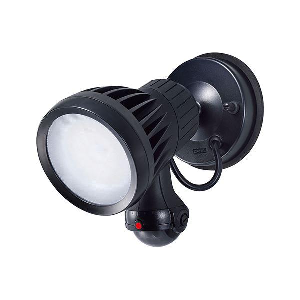 タカショー セキュリティライト(100V) LEDセキュリティライト 1型 #71761300 HIA-W03K ブラック