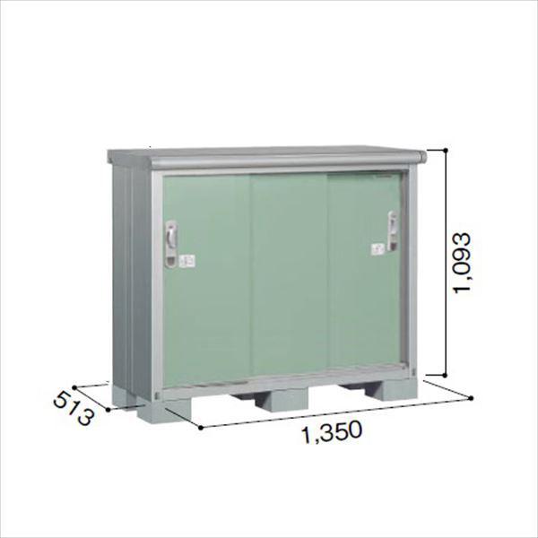 ヨドコウ ESE/エスモ ESE-1305Y EG 小型物置  『追加金額で工事も可能』 『屋外用収納庫 DIY向け ESD-1305Yのモデルチェンジ』 エバーグリーン
