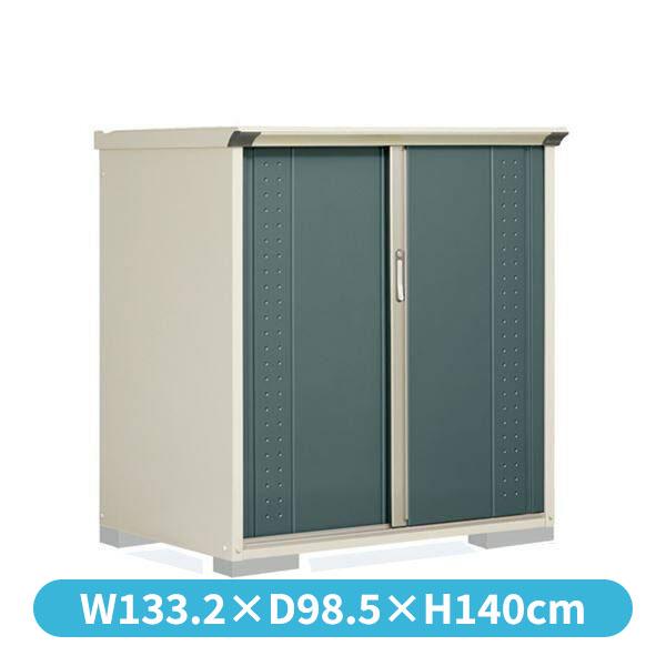 タクボ物置 GP/グランプレステージ ジャンプ GP-139CF 全面棚タイプ  『追加金額で工事も可能』 『屋外用 小型物置 DIY向け 収納庫』