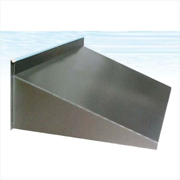岩井工業所 アプローチ 本体750(先付後付共用) ガルバリウム鋼板製 750×870 『ひさし』