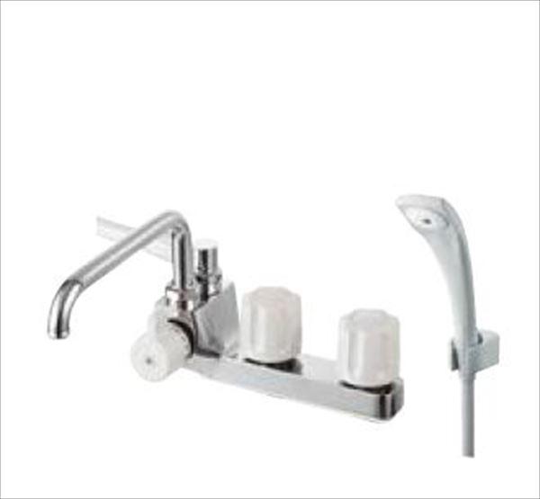三栄水栓製作所 水栓金具 U-MIX BATHROOM SK71041L-LH-13