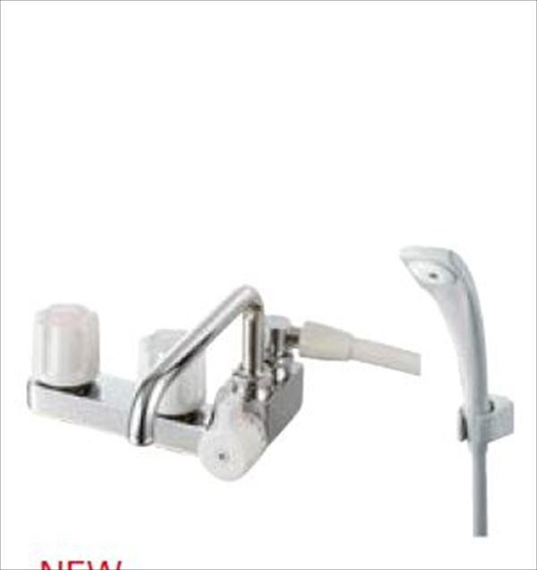 三栄水栓製作所 水栓金具 U-MIX BATHROOM SK71041R-LH-13