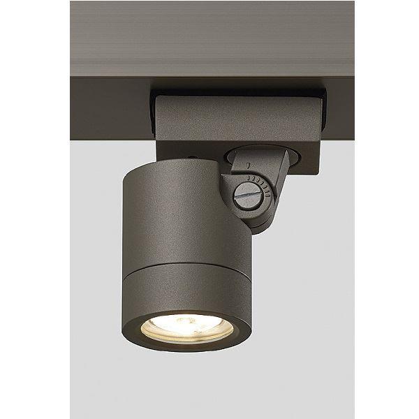 リクシル 12V 美彩 ダウンスポットライト DNSP-G2型 15° LED 8 VLH15 AB 『リクシル ローボルトライト』 『エクステリア照明 ライト』 オータムブラウン