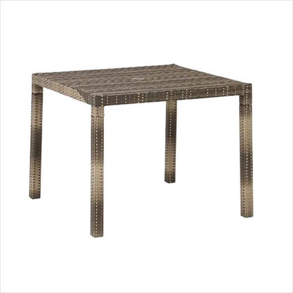 杉田エース パティオ・プティ サハラ・ダイニング テーブル 4人掛け 660-103 『ガーデンチェア ガーデンテーブル ガーデンファニチャー』