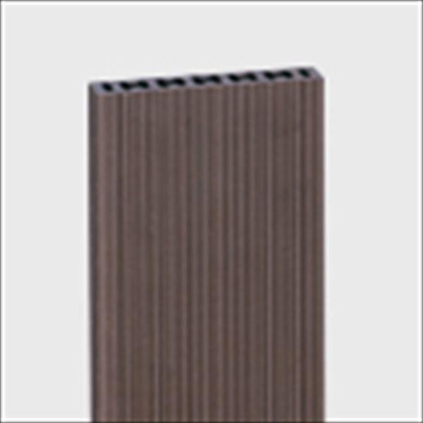 リクシル TOEX デザイナーズパーツ 強化木材 平板 25×120 L2000 8TYJ09□□ *受注生産品 『外構DIY部品』