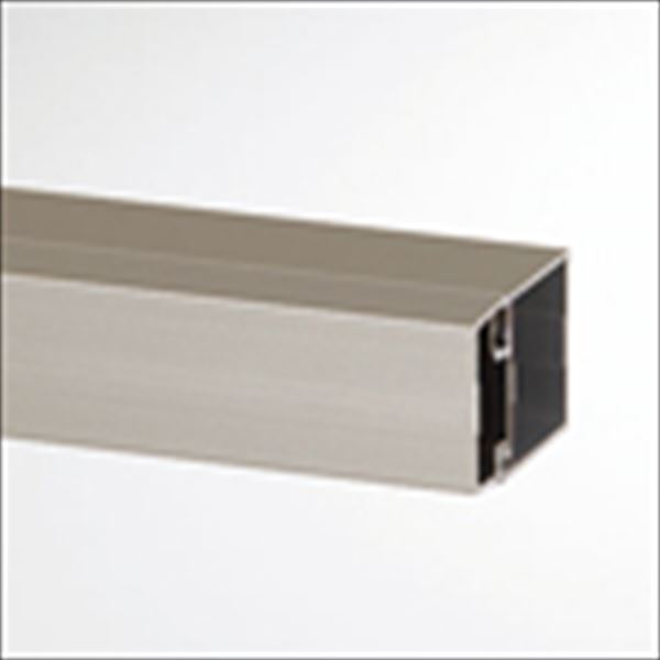 リクシル TOEX デザイナーズパーツ 胴縁C 30×40 L4000 アルミ形材色 8TYD37□□ 『外構DIY部品』