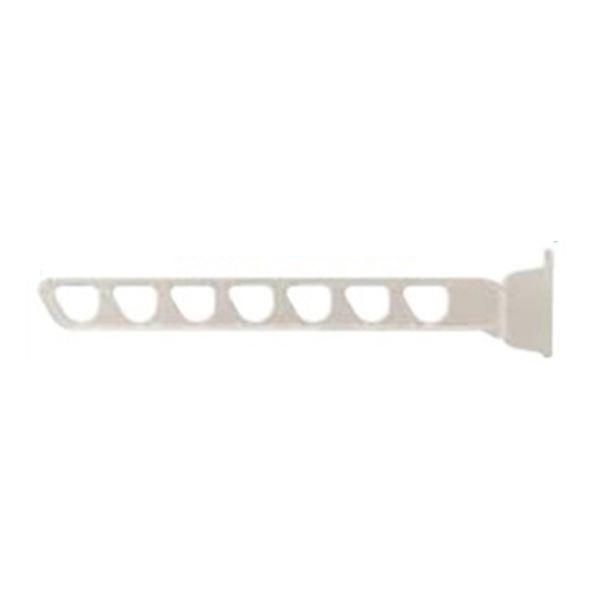 YKK ap レイナパークグラン オプション 水平式物干し(カーポート柱用) 2本入り ロング AKM-SCL2