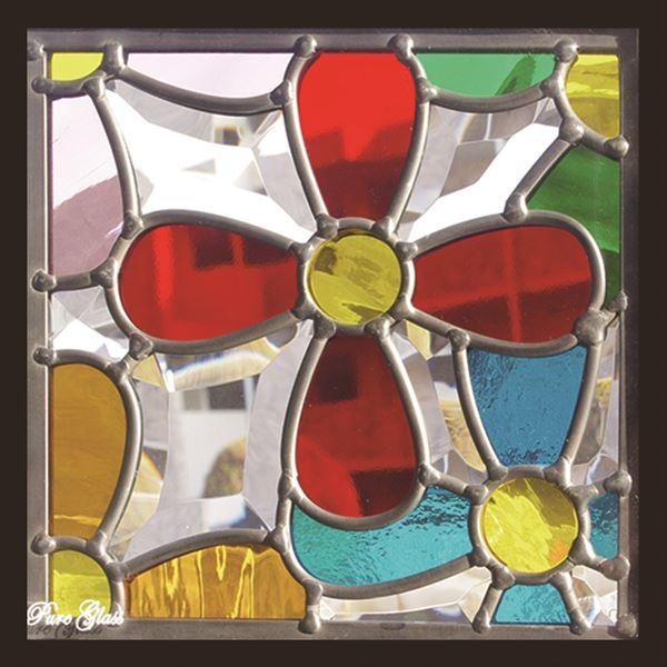 セブンホーム ステンドグラス ピュアグラス Dサイズ SH-D33