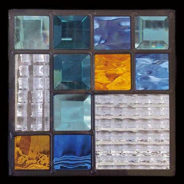 セブンホーム ステンドグラス ピュアグラス Dサイズ SH-D20