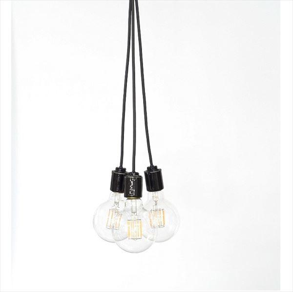 ビートソニック ブランブラン フレアー 3灯タイプ P02C63-10VB *ソケットのみ。電球別売