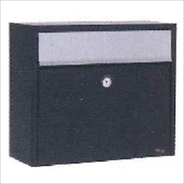 JULIANA(ジュリアナ社) パブリック   ALLUX-LT150 ブラック:グレー  F47273 『郵便ポスト 壁付け 北欧デザイン おしゃれ』