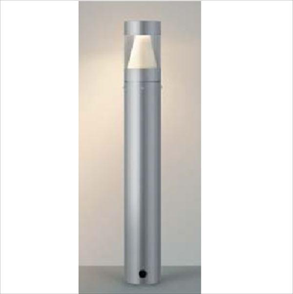 コイズミ ガーデンライト E.L.H 180°配光 AU43922L 『ガーデンライト エクステリア照明 ライト LED』 シルバーメタリック