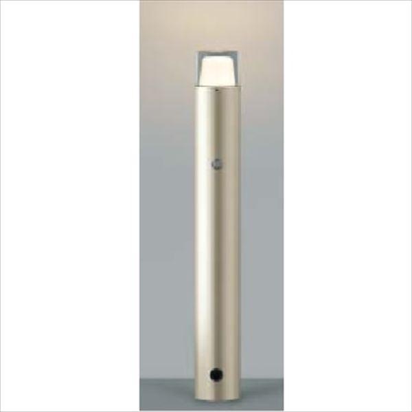 コイズミ ガーデンライト 自動点滅器タイプ AU42259L 『ガーデンライト エクステリア照明 ライト LED』 ウォームシルバー